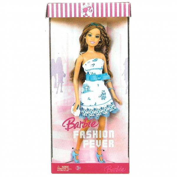 2007 - [Teresa] Fashion Fever #K8414 - Barbie Collectors Guide